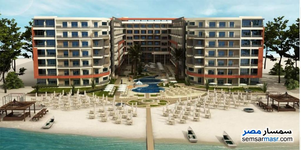 Photo 2 - 1 bedroom 1 bath 37 sqm super lux For Sale Hurghada Red Sea