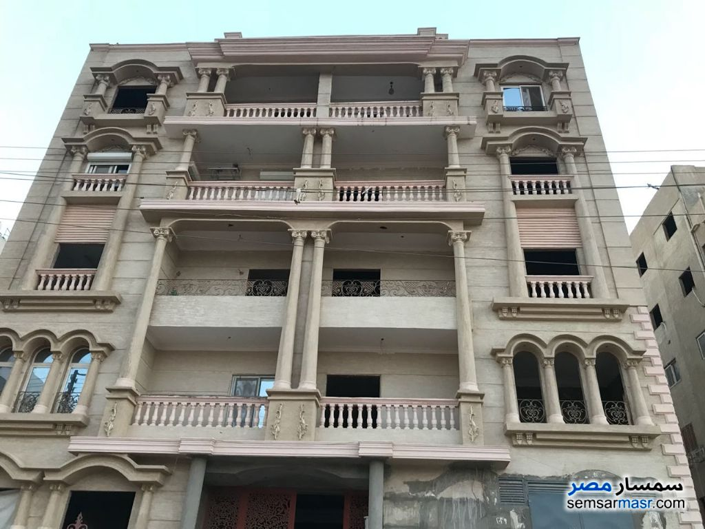 Photo 1 - Apartment 3 bedrooms 2 baths 150 sqm semi finished For Sale Mokattam Cairo