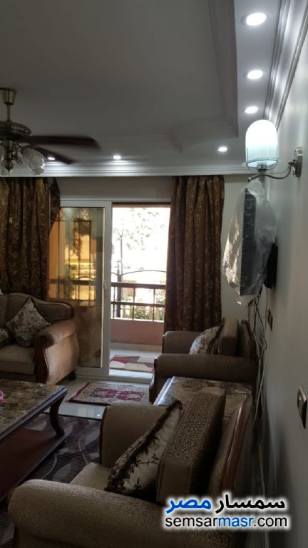 Photo 10 - Apartment 2 bedrooms 1 bath 85 sqm super lux For Sale Madinaty Cairo