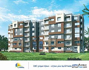 Ad Photo: Apartment 3 bedrooms 2 baths 139 sqm extra super lux in Madinaty  Cairo