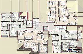 Ad Photo: Apartment 3 bedrooms 2 baths 124 sqm super lux in Madinaty  Cairo