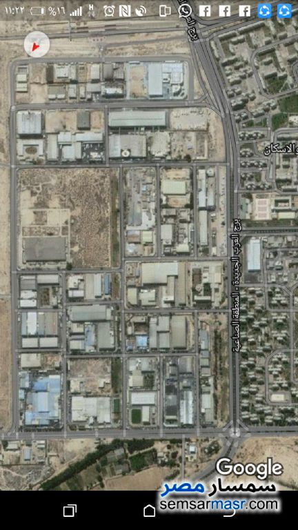 Ad Photo: Land 1650 sqm in Borg Al Arab  Alexandira