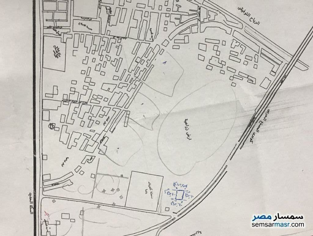 Ad Photo: Land 392 sqm in Banha  Qalyubiyah