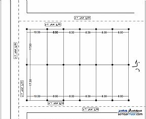Ad Photo: Land 140 sqm in Egypt