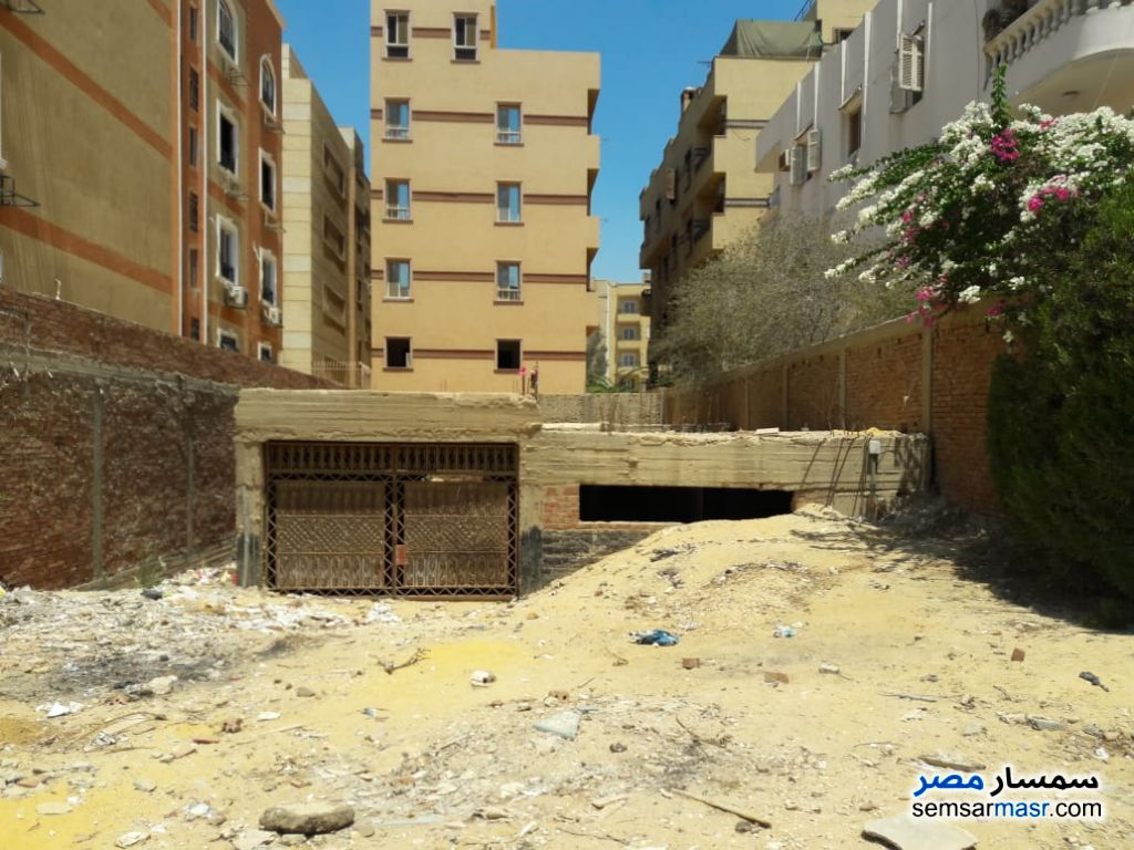 Photo 1 - Land 325 sqm For Sale Giza District Giza