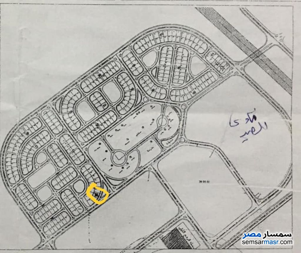 Photo 3 - Land 737 sqm For Sale North Extensions 6th of October
