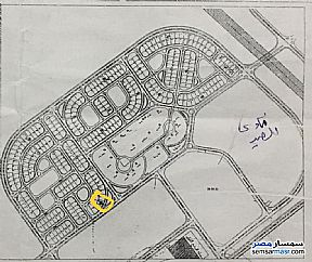 Land 737 sqm For Sale North Extensions 6th of October - 3