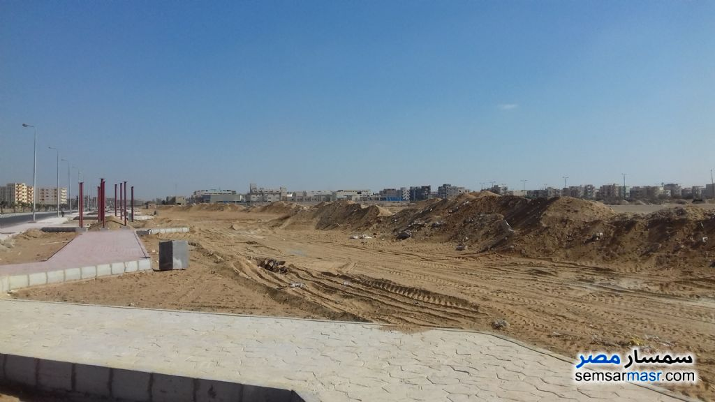 Photo 1 - Land 1,800 sqm For Sale Al Salam City Cairo