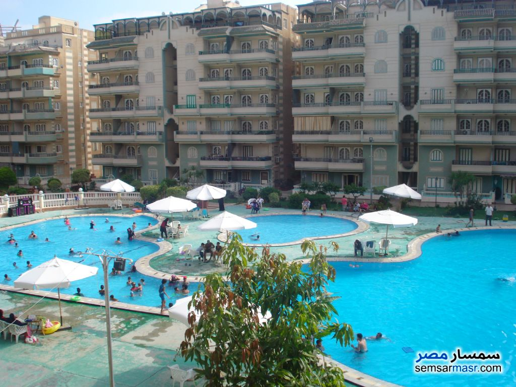 Photo 1 - Apartment 2 bedrooms 1 bath 90 sqm extra super lux For Sale Nakheel Alexandira