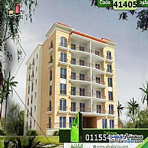 Ad Photo: Apartment 4 bedrooms 4 baths 292 sqm super lux in Rehab City  Cairo