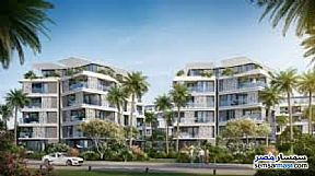 Apartment 2 bedrooms 2 baths 137 sqm lux For Sale Palm Hills 6th of October - 2