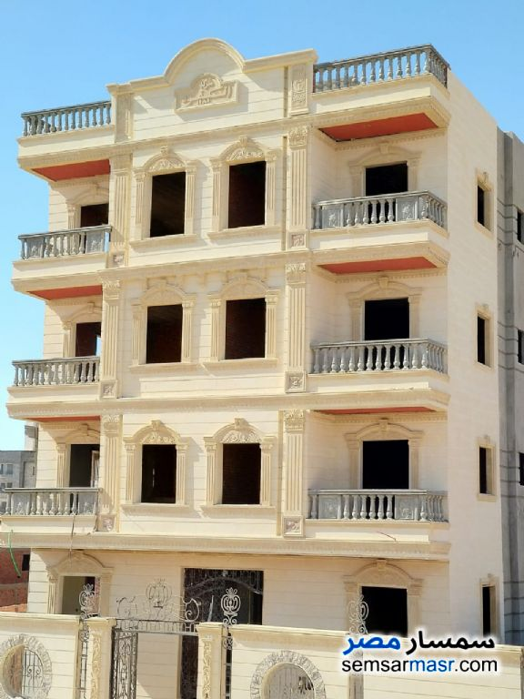 Photo 1 - Apartment 3 bedrooms 2 baths 140 sqm without finish For Sale Badr City Cairo