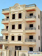 Apartment 3 bedrooms 2 baths 140 sqm without finish For Sale Badr City Cairo - 1