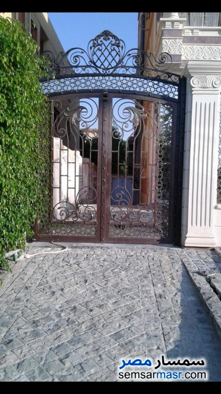 Photo 6 - Villa 6 bedrooms 5 baths 742 sqm extra super lux For Sale Shorouk City Cairo