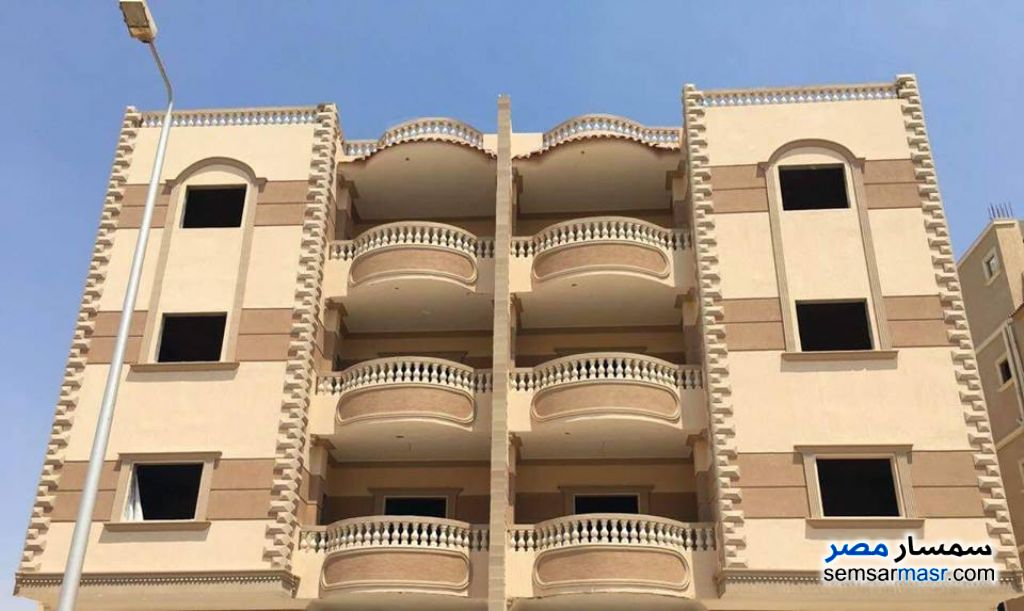 Photo 2 - Apartment 3 bedrooms 2 baths 135 sqm semi finished For Sale Shorouk City Cairo