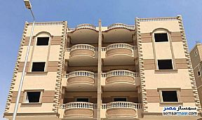 Apartment 3 bedrooms 2 baths 135 sqm semi finished For Sale Shorouk City Cairo - 2