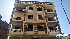Ad Photo: Apartment 3 bedrooms 1 bath 125 sqm semi finished in October Gardens  6th of October