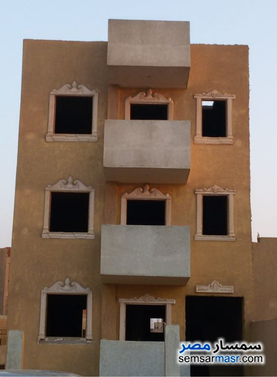 Photo 1 - Building 150 sqm without finish For Sale Haram City 6th of October