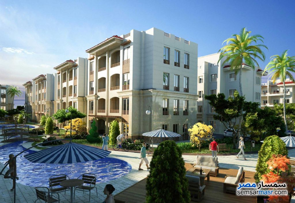 Photo 4 - Apartment 2 bedrooms 1 bath 60 sqm super lux For Sale Hurghada Red Sea