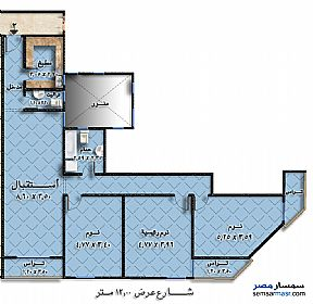 Ad Photo: Apartment 3 bedrooms 3 baths 160 sqm without finish in Zeitoun  Cairo