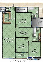 Ad Photo: Apartment 3 bedrooms 3 baths 170 sqm without finish in Zeitoun  Cairo
