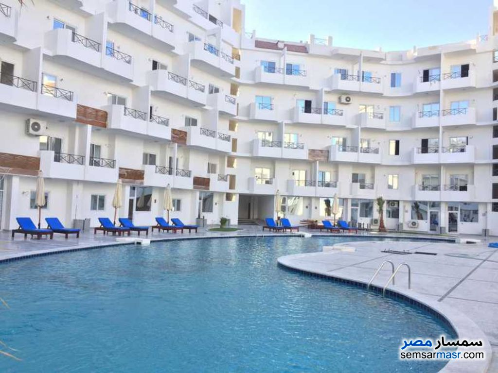 Ad Photo: Apartment 2 bedrooms 1 bath 50 sqm super lux in Red Sea