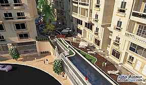 Ad Photo: Apartment 2 bedrooms 2 baths 116 sqm semi finished in Mokattam  Cairo