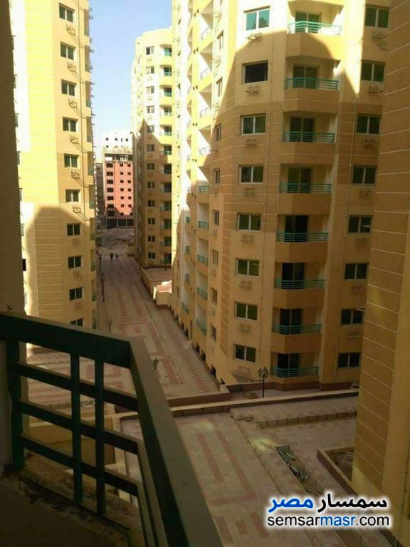 Photo 2 - Apartment 3 bedrooms 2 baths 149 sqm semi finished For Sale Nasr City Cairo