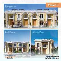 Ad Photo: Villa 4 bedrooms 4 baths 432 sqm extra super lux in First Settlement  Cairo