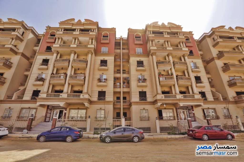 Photo 3 - Apartment 3 bedrooms 3 baths 177 sqm semi finished For Sale Mokattam Cairo
