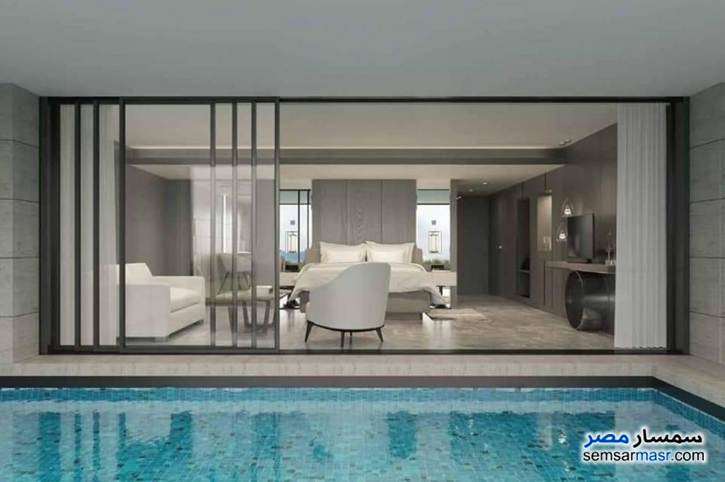 Ad Photo: Apartment 2 bedrooms 2 baths 108 sqm extra super lux in North Coast  Alexandira