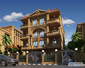 Ad Photo: Apartment 3 bedrooms 2 baths 165 sqm without finish in Badr City  Cairo