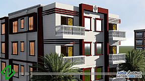 Ad Photo: Apartment 3 bedrooms 2 baths 150 sqm semi finished in Badr City  Cairo
