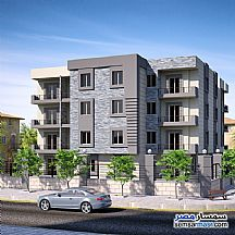 Ad Photo: Apartment 3 bedrooms 2 baths 140 sqm semi finished in El Ubour City  Qalyubiyah