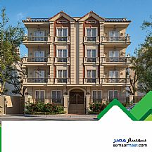 Ad Photo: Apartment 3 bedrooms 2 baths 153 sqm semi finished in Third District  Cairo