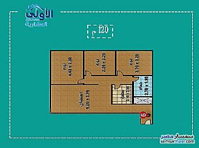 Ad Photo: Apartment 3 bedrooms 1 bath 120 sqm semi finished in Hadayek Al Ahram  Giza