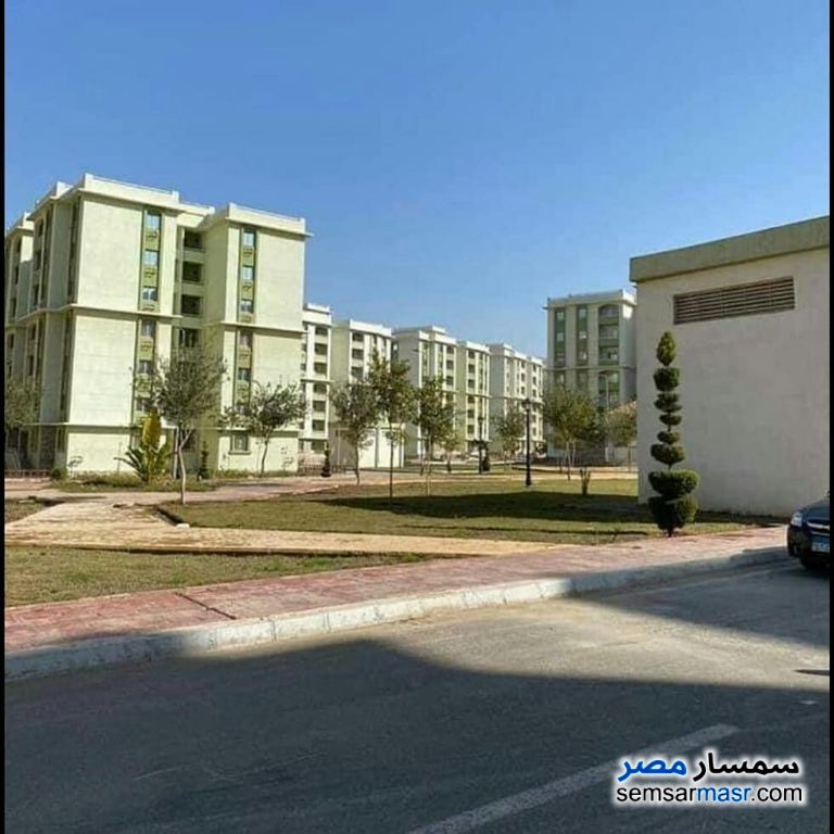 Ad Photo: Apartment 3 bedrooms 1 bath 120 sqm super lux in Fifth Settlement  Cairo