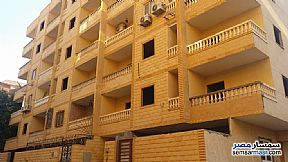 Ad Photo: Apartment 3 bedrooms 2 baths 145 sqm semi finished in Hadayek Al Ahram  Giza