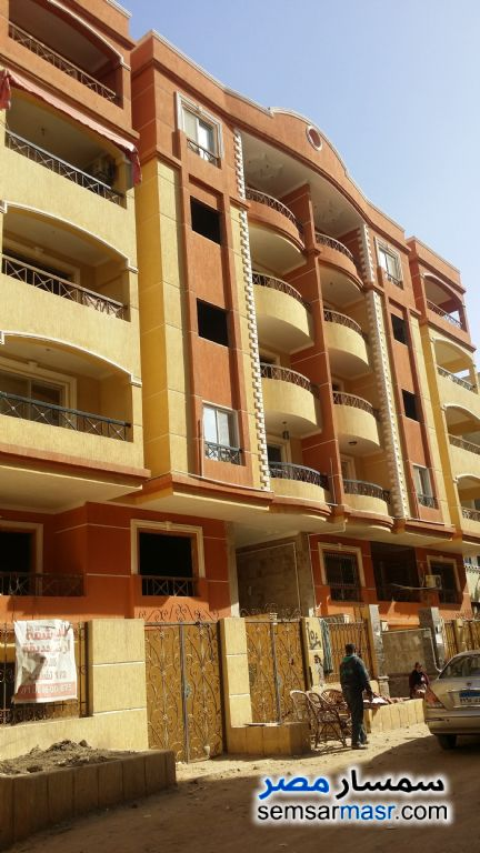 Photo 2 - Apartment 3 bedrooms 2 baths 205 sqm semi finished For Sale Hadayek Al Ahram Giza
