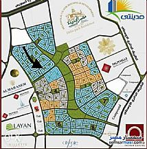 Ad Photo: Land 771 sqm in Fifth Settlement  Cairo