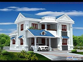 Ad Photo: Land 630 sqm in North Extensions  6th of October