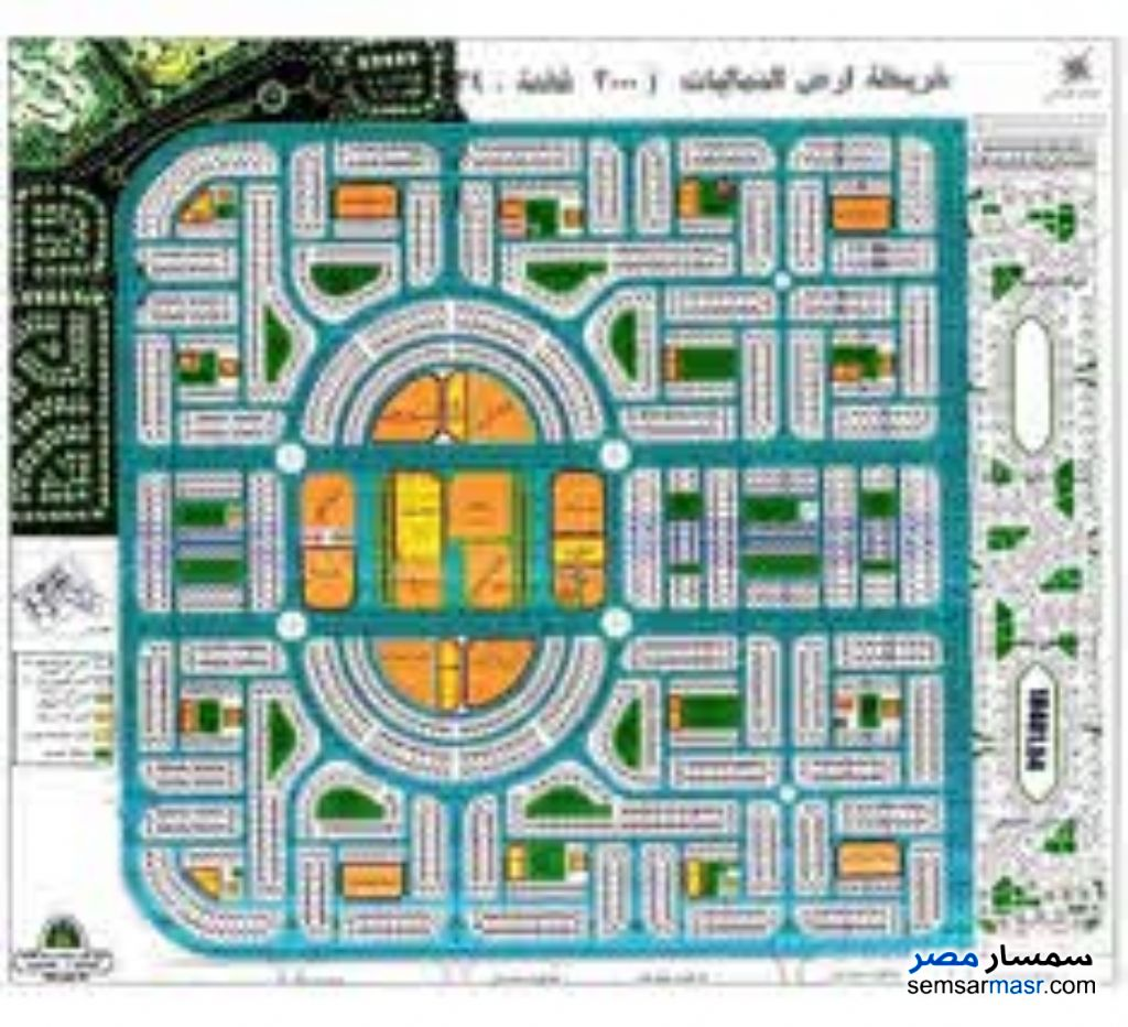 Ad Photo: Land 5 acre in Ajman Industrial Area  6th of October
