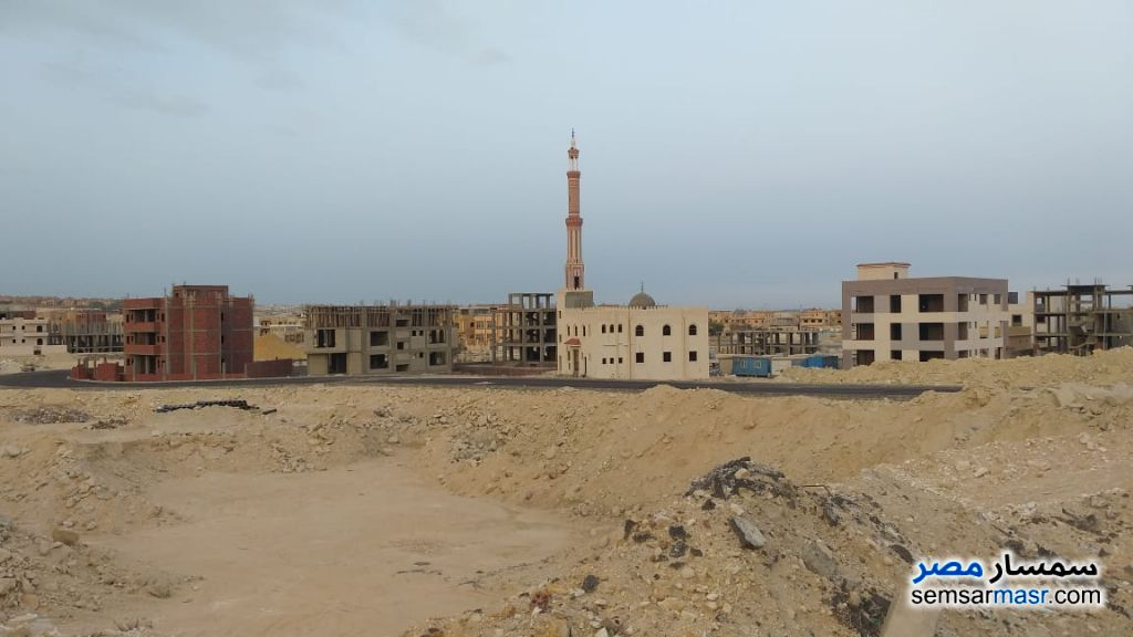 Ad Photo: Land 545 sqm in Mukhabarat Land  6th of October