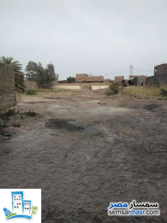 Ad Photo: Land 5600 sqm in Al Khankah  Qalyubiyah