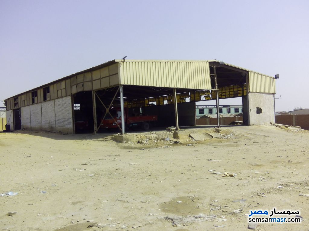 Photo 1 - Land 8,000 sqm For Sale El Ubour City Qalyubiyah