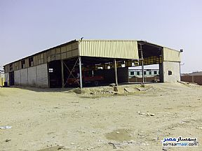 Land 8,000 sqm For Sale El Ubour City Qalyubiyah - 1