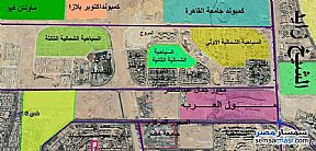 Ad Photo: Land 600 sqm in 6th of October