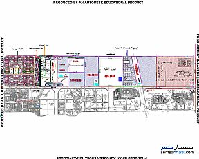 Ad Photo: Land 500 sqm in North Extensions  6th of October