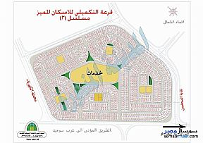 Ad Photo: Land 455 sqm in October Gardens  6th of October