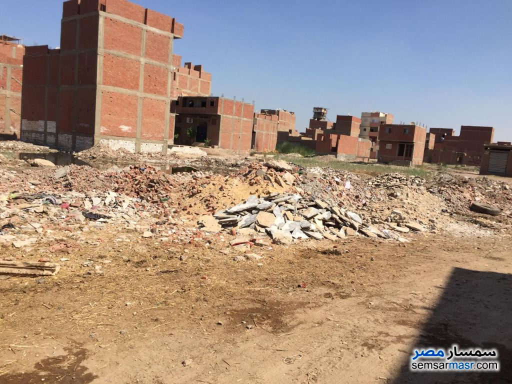 Photo 1 - Land 1,147 sqm For Sale Fayoum City Fayyum